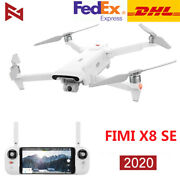 Fimi X8 Se 2020 Camera Drone Rc Helicopter 8km Fpv Drone 3-axis Gimbal 4k Camera