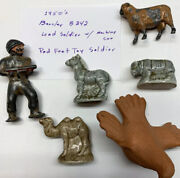 Figures, Barclay Soldier, Mixed Lot.     Maplefi    —  Figurines