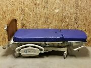 Hill-rom Affinity Model P3700 Patient Birthing Bed Stretcher Gurney Hospital 1