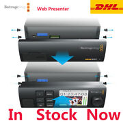 Blackmagic Web Presenter Webstreaming Live Pusher Sdi Hdmi For Ytb Twitch Tvlive