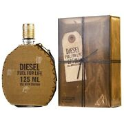 Diesel Fuel For Life By Diesel 4.2 Oz Edt For Men Cologne New In Box