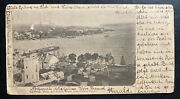 1902 Sydney Nsw Australia Picture Postcard Cover To Berlin Germany Dalleys Tower