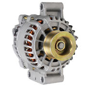 New Alternator Fits Ford E-350 Club Wagon 7.3l 2003 F81z-10v346-dbrm F81z10346da