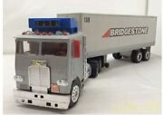 Alps 18 Wheel Big Trailer Car Electric Train From Japan Used Ems