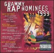 1999 Grammy Nominees Rap By Various Artists Used