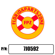 7j0592 - Fits Caterpillar With Free Shipping