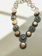 Echo Of The Dreamer /mars And Valentine Necklace Earring Set