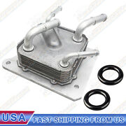 Cvt Transmission Oil Cooler For Nissan Rogue Quest Altima Maxima Murano 2013-on