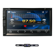 7car Stereo Radio Dvd Player Sony Lens Double 2din Ipod Bluetooth Tv Mp3 Aux Co