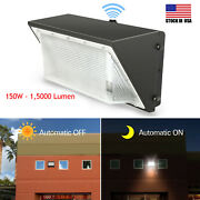 70/125w/150w Led Outdoor Wall Mount Lighting Security Lights For Garage Driveway