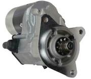 Gear Reduction Starter Fits Holland Tractor 4000 4100 4110 4140 4200 4330 4600