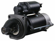 New 10t 2.7kw Cw Starter Motor Fits Landini Tractor Cabinto Foot Step 11.131.635