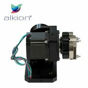 Chuck Rotary Shaft Rotating Max D65mm For Fiber Laser Marking And Engraver Machine