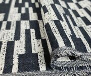 Pindler And Pindler Upholstery Fabric Pattern 6290 Lax Midnight 12.5 Yds