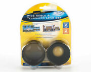 Digital Concepts Wide Angle And Telephoto Lens Set New Fits Most Camera Brands