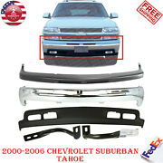 Front Bumper Kit With Outer Brace For 2000-2006 Chevrolet Suburban And Tahoe