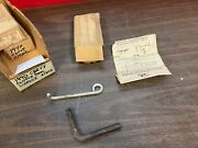 1940 Chevy Clutch Pedal Linkage Release Rod Package Nors 620
