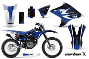 Suzuki Motorcycle Dress Up Parts Drz400sm Amr Graphic Decals Full Kit F/s