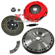 Xtr Stage 2 Clutch Kit And Flywheel 86-01 Ford Mustang 5.0l With Tremec Trans 26t
