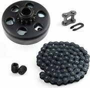 Go Kart Clutch 3/4 Bore 12t Tooth With 35 Chain Centrifugal Minibike Engines