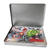 Marvel Commemorative Coin Collector's Case Ps2 Ps3 Ps4 Xbox One Xbox 360 Sealed