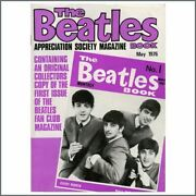 The Beatles Monthly Book 1976-2003 Re-prints Complete Set Uk