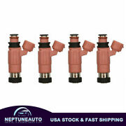 New 4x Fuel Injectors For Yamaha Outboard 115 Hp Marine Engine Cdh210 Inp771