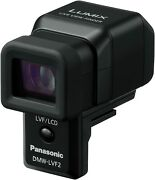 Panasonic Dmw-lvf2 Live View Finder For Lumix Gx1 From Japan