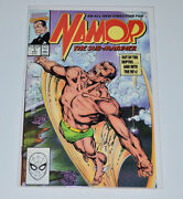 Namor The Sub-mariner 1 Signed By Stan Lee Autographed Comic Book