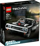Lego Technic Domand039s Dodge Charger 42111