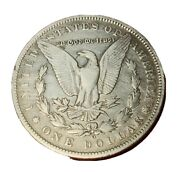 1890 O Morgan Silver Dollar Very Rare And Only One