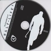 The Soundtrack Of Half-life 2 Music Audio Cd Alien Shooter Video Game Songs Rare