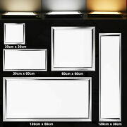 1x4 2x2 2x4ft 64w-12w Led Troffer Panel Light Recessed Dropped Ceiling Fixture