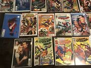 Lot Of 400+ Spider-man Comics Late 60s-2010s Excellent Used Condition