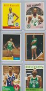 Bill Russell 2007-08 The Missing Years Set Donand039t Miss Out-make An Offer Today