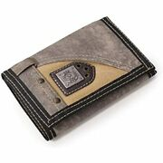 Frid Wallets For Man Boys And Kids Fyslyio Trifold Sports School Outdoor Canvas