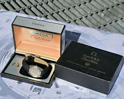 Rare Watch Omega Constellation Automatic Certified Crometro 1970 With Box