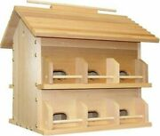 Heath Outdoor Products Heam12sr Starling Resistant 12 Room Martin Bird House