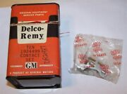 9 Delco Remy Gm Contact Point Sets Nos 1924499 D104