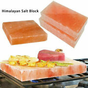 Himalayan Barbecue Rock Salt Plate Slab Bbq Charcoal Grill Cooking Kitchen Tools