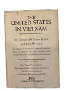 The United States And The Vietnam War By John W Lewis Sighned Copy
