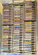 Nintendo Nes Pick And Choose Games - Rare Titles Fast Shipping