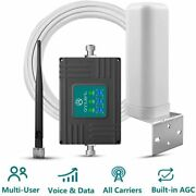 3g 4g Verizon 700/850/1900mhz Cell Phone Signal Booster Voice Data Band 2/5/13