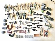 Hk Design - Army Corps - Marines - Gi Joe Matchbox Lot With Tons Of Accessories
