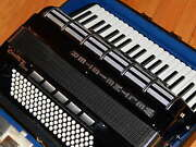 Weltmeister Cantus Iv Deluxe Accordion With Case