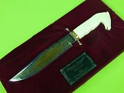 1980andrsquos British Sheffield Limited Teddy Roosevelt Commemorative Bowie Horse Knife