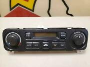 Heater A/c Climate Controls Pn S84-a510-m Honda Accord 2001 2002 Free Shipping
