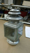 Antique Automobile Nickel Plated Side Light Mt-5218