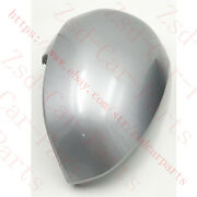 1xcar Silvery Left Driver Side Mirror Cover Replacement For Toyota Prius 2010-12