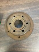 Vintage Ford Lincoln 6 Hole 82y-7085 Transmission Rear Bearing Retainer Nos 720
